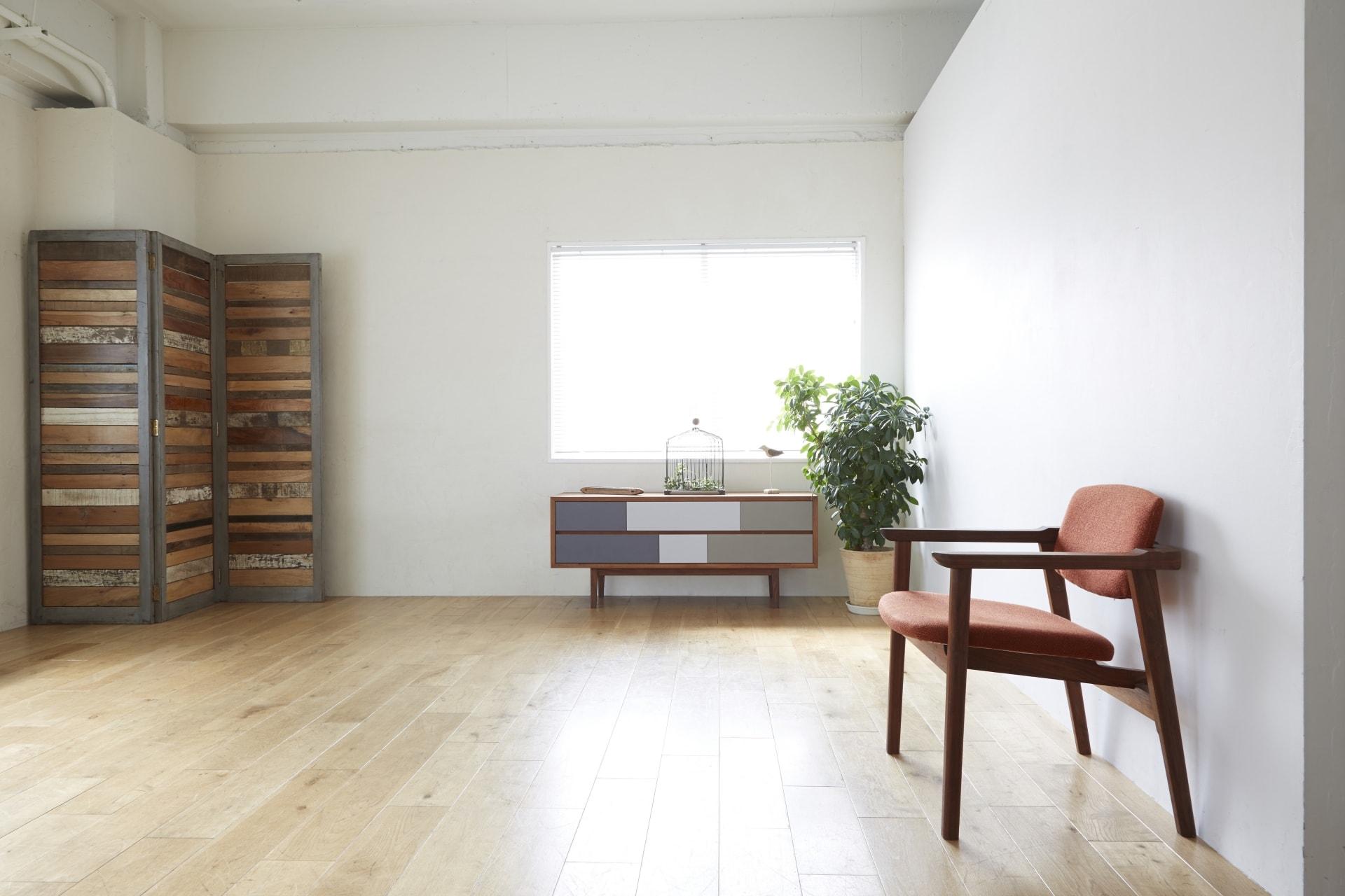 新居に持ち込む家具から化学物質が・・⁉︎