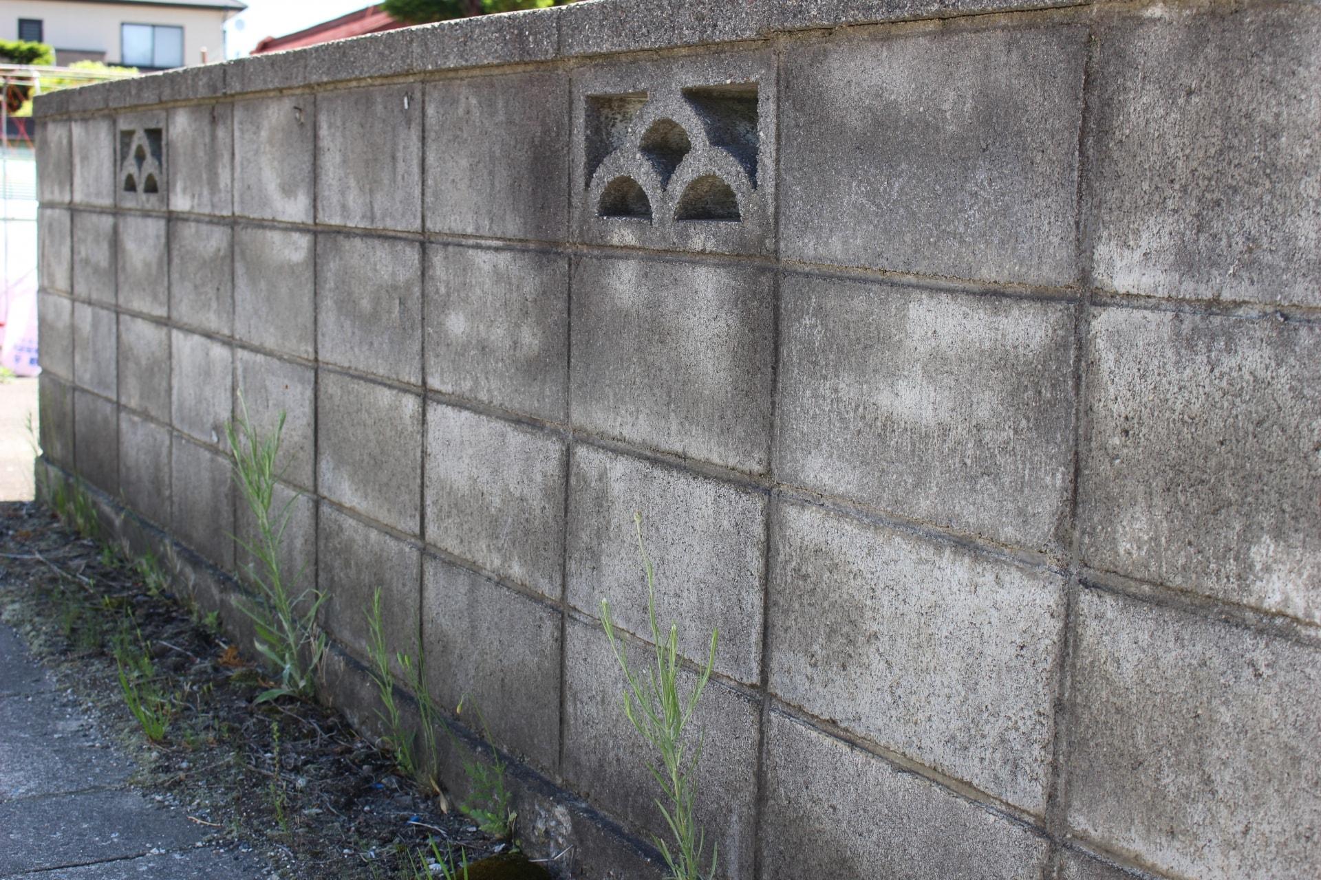 大阪北部地震から2年 / 中古戸建て見学時に確認すべきブロック塀のチェックポイント