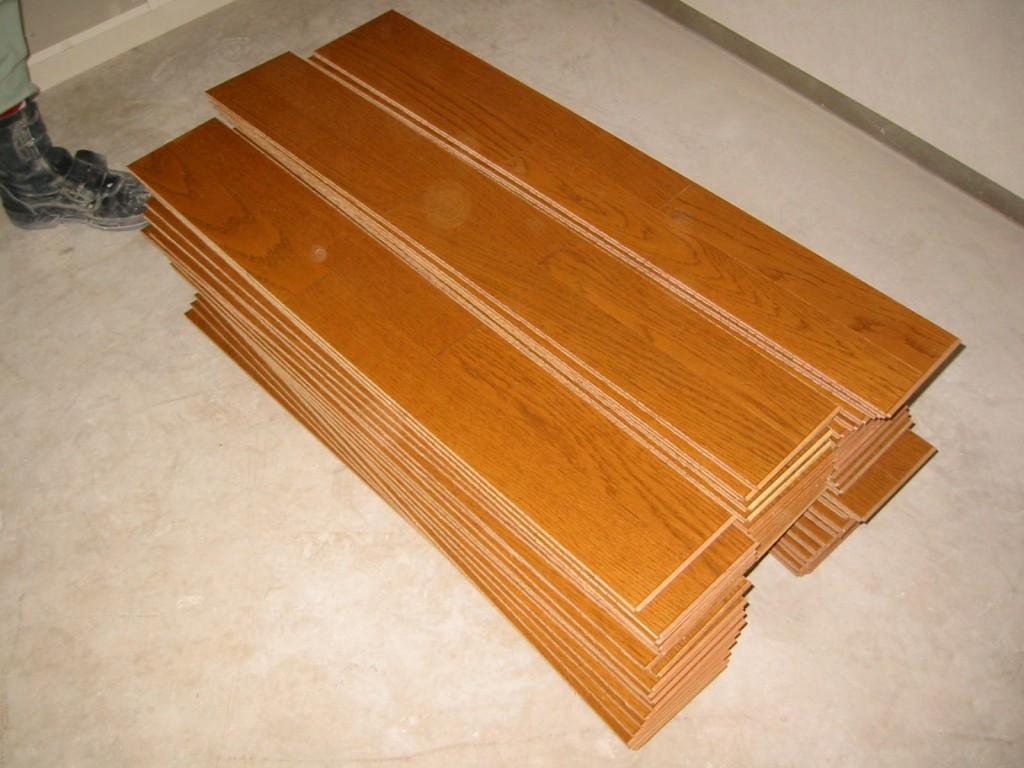 flooring unit