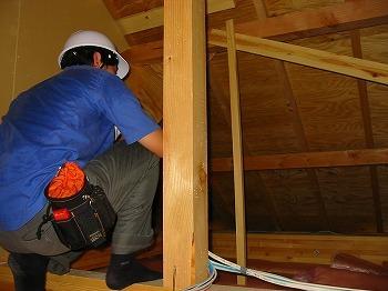 外壁から床下・天井裏までくまなくチェック